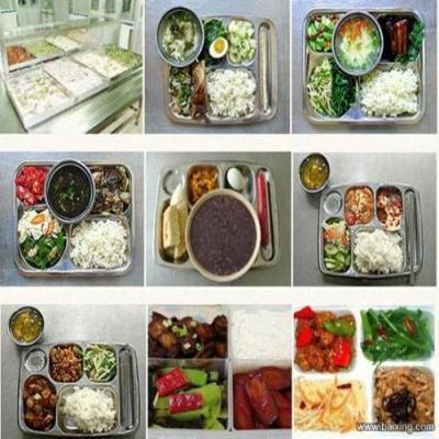 江门饭堂承包怎样对生产加工间区分和有哪些方面的要求
