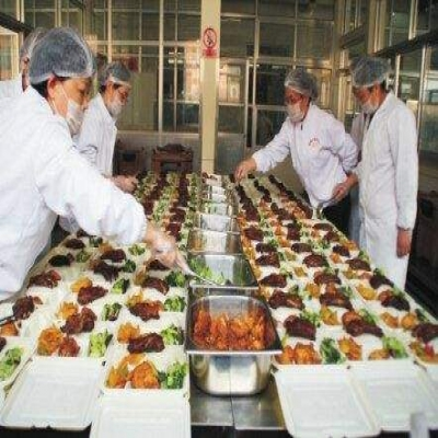 江门饭堂承包要怎样做好食材的严格管理